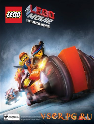 Постер игры The LEGO Movie Videogame