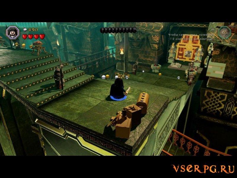 Лего Хоббит screen 2