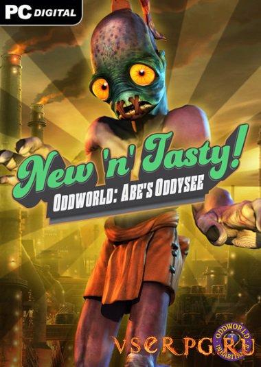 Постер игры Oddworld: New 'n' Tasty