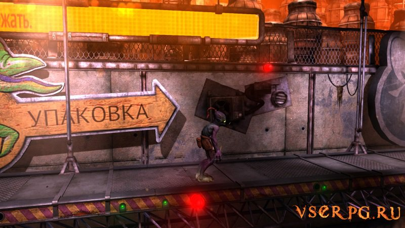 Oddworld: New 'n' Tasty screen 1