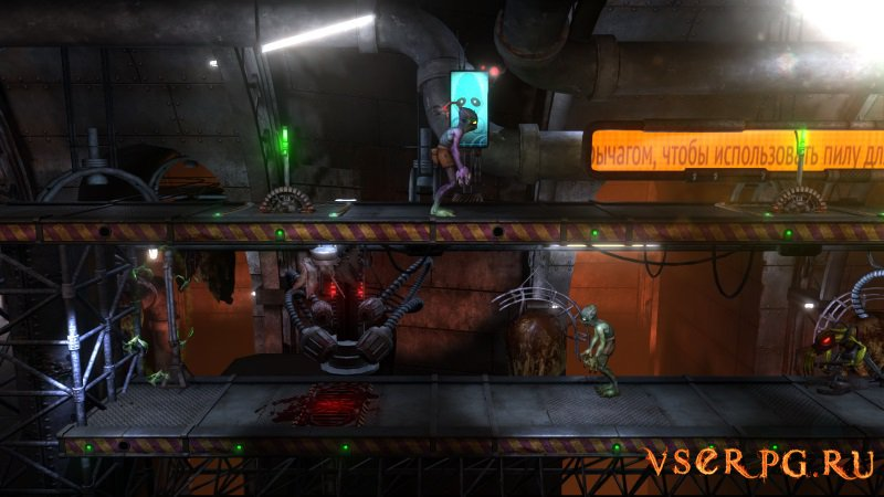 Oddworld: New 'n' Tasty screen 2