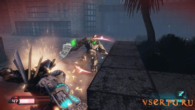 Трансформеры: Битва за Темную искру screen 2