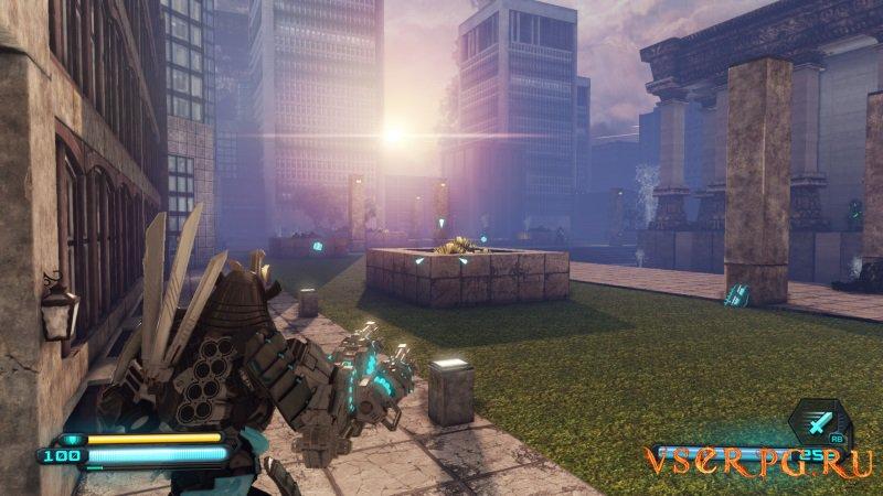 Трансформеры: Битва за Темную искру screen 1