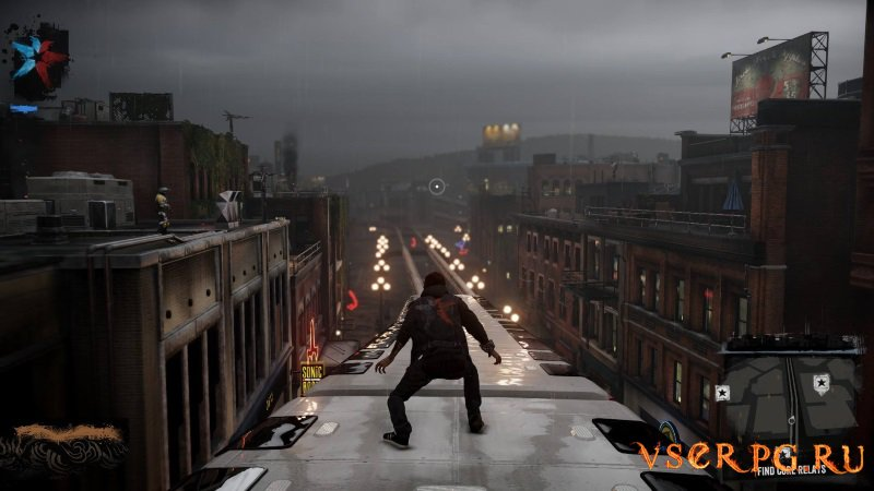 inFAMOUS Second Son screen 1