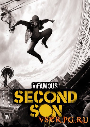 Постер игры inFAMOUS Second Son