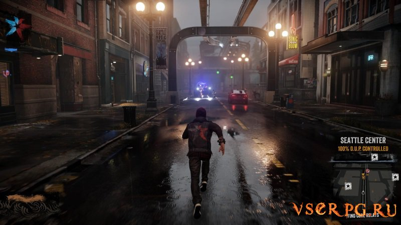 inFAMOUS Second Son screen 3