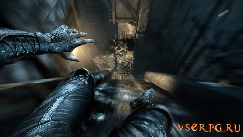 Thief 4 screen 1