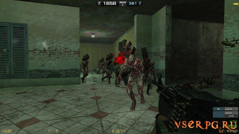 Counter-Strike Nexon Zombies screen 1