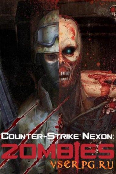 Постер игры Counter-Strike Nexon Zombies