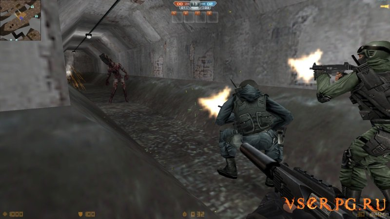 Counter-Strike Nexon Zombies screen 3