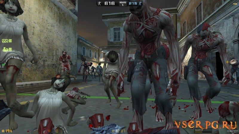 Counter-Strike Nexon Zombies screen 2