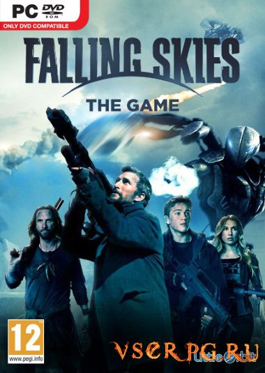 Постер игры Falling Skies