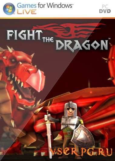 Постер игры Fight The Dragon