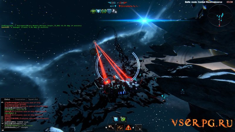 Star Conflict screen 3