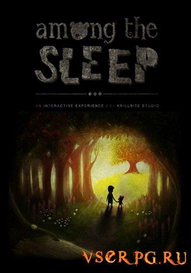 Постер игры Among the Sleep