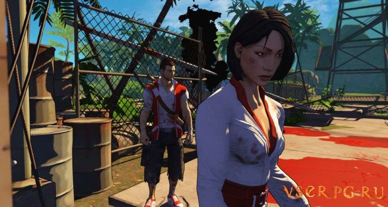 Escape Dead Island screen 2
