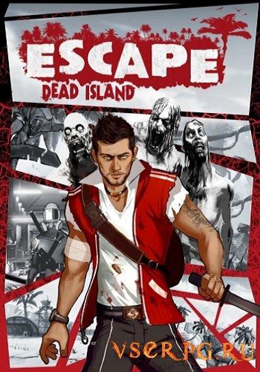 Постер игры Escape Dead Island