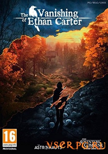 Постер игры The Vanishing of Ethan Carter