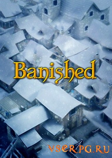 Постер игры Banished