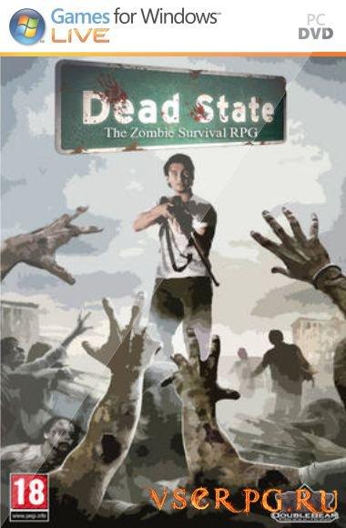 Постер игры Dead State