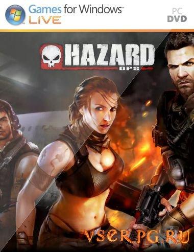 Постер игры Hazard Ops