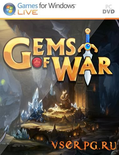 Постер игры Gems of War