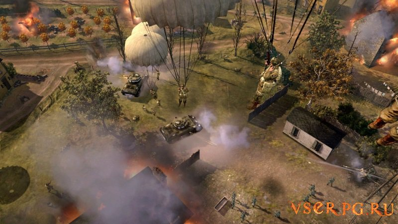 Company of Heroes 2 The Western Front Armies screen 3