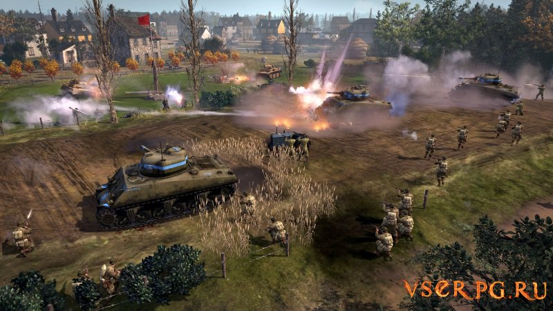 Company of Heroes 2 The Western Front Armies screen 2