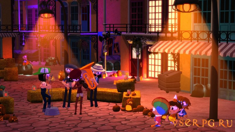 Costume Quest 2 screen 2