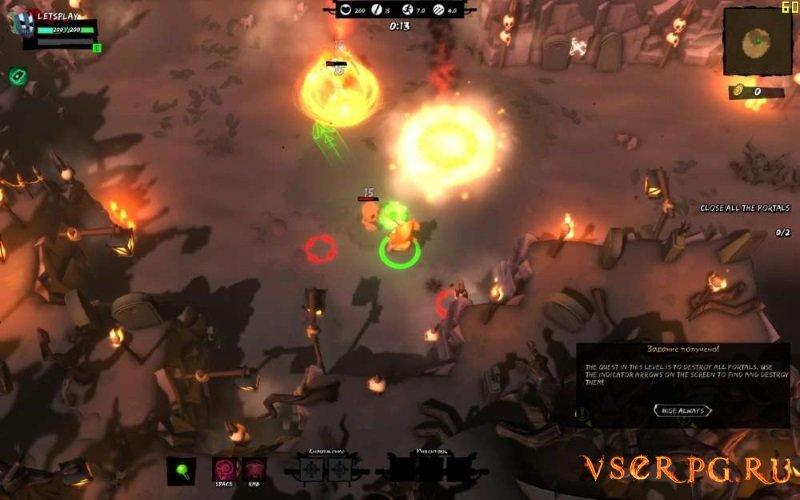Full Mojo Rampage screen 3