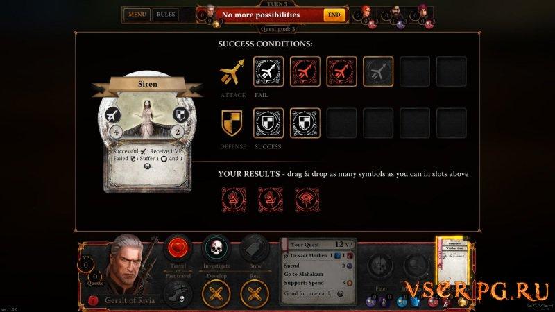 Ведьмак: Приключенческая игра screen 3