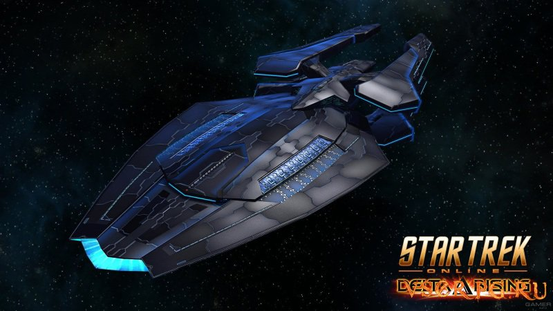 Star Trek Online Delta Rising screen 1