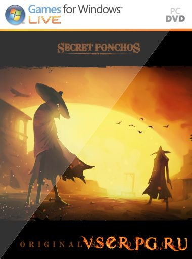 Постер игры Secret Ponchos