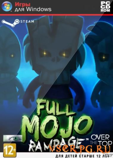 Постер игры Full Mojo Rampage