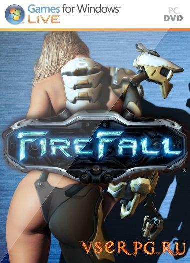 Постер игры Firefall