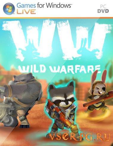Постер игры Wild Warfare