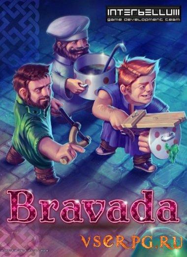 Постер игры Bravada