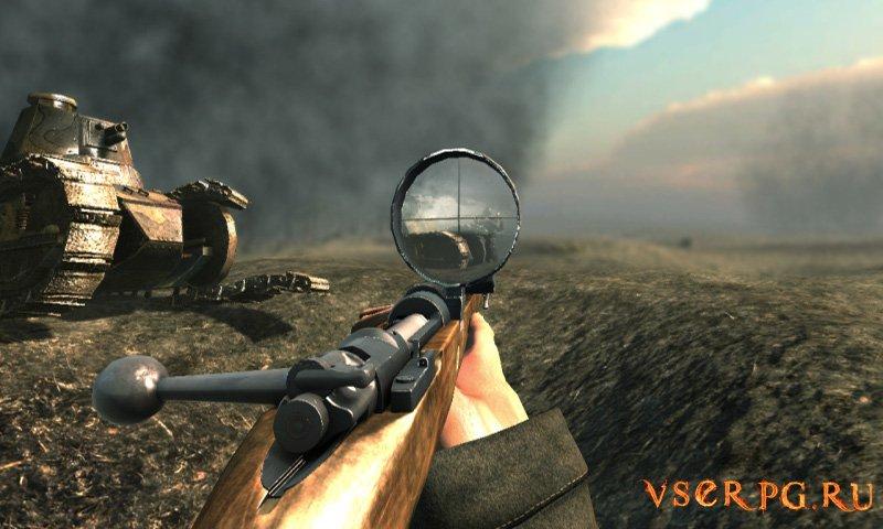 Verdun screen 3