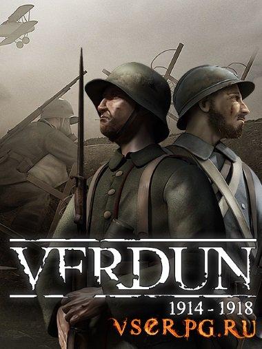 Постер игры Verdun