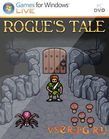 Постер игры Rogues Tale
