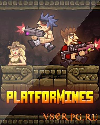 Постер игры Platformines