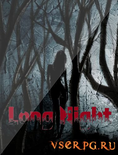 Постер игры Long Night