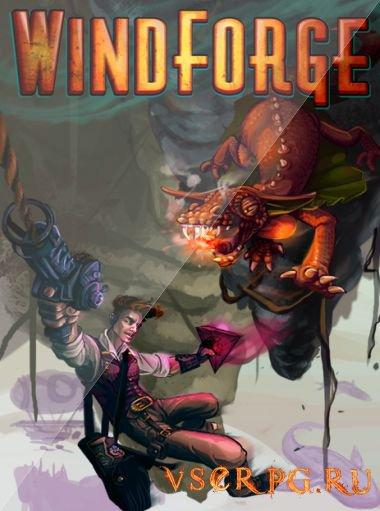 Постер игры Windforge