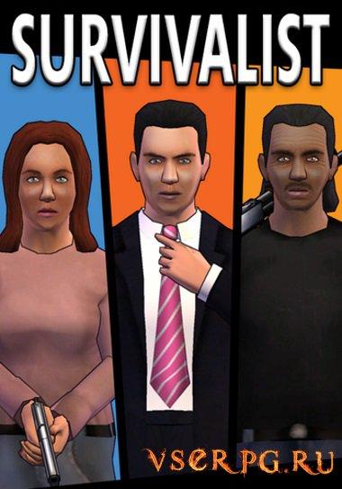 Постер игры Survivalist