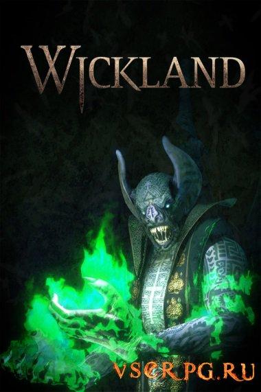 Постер игры Wickland