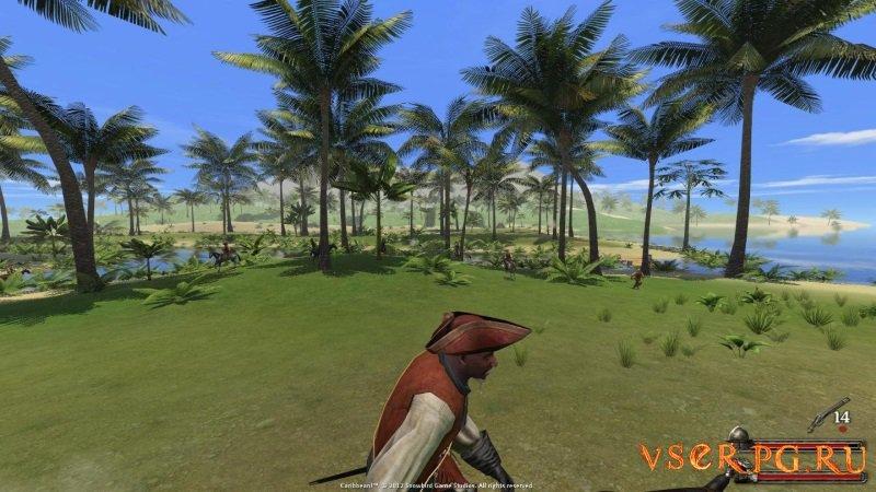 Огнем и мечом 2: На Карибы screen 2
