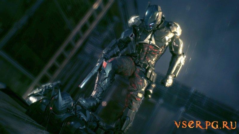 Бэтмен Рыцарь Аркхема screen 1