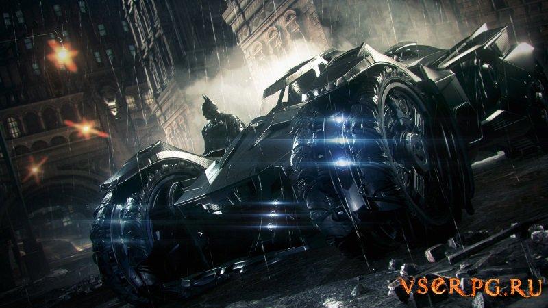 Бэтмен Рыцарь Аркхема screen 3
