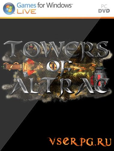 Постер игры Towers of Altrac