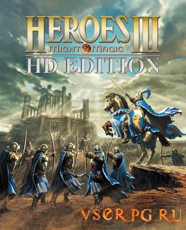 Постер игры Might & Magic Heroes 3 HD Edition